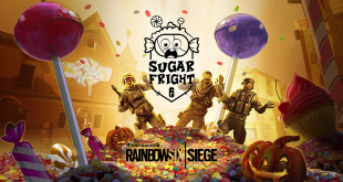 Tom Clancy's Rainbow Six Siege Sugar Fright
