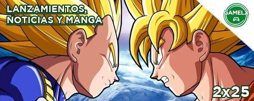 GAMELX FM 2×25 – Lanzamientos, Noticias y Manga