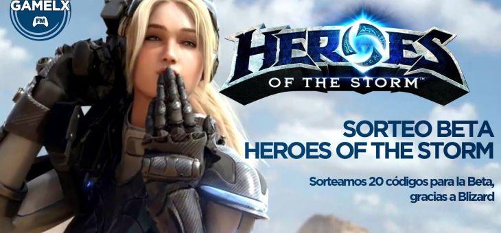 [SORTEO] Beta Heroes of the Storm