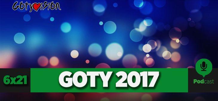 GAMELX 6×21 – GOTY 2017