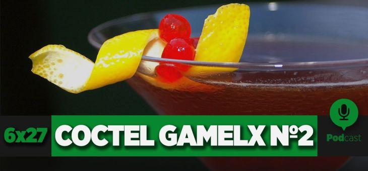 GAMELX 6×27 – Cóctel GAMELX nº2: Big Data, análisis, exigencia de los videojuegos, juegos como servicios y bilis