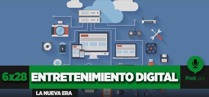 GAMELX 6×28 – La nueva era del entretenimiento digital