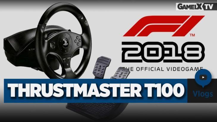 configurar volatne thrustmaster t100