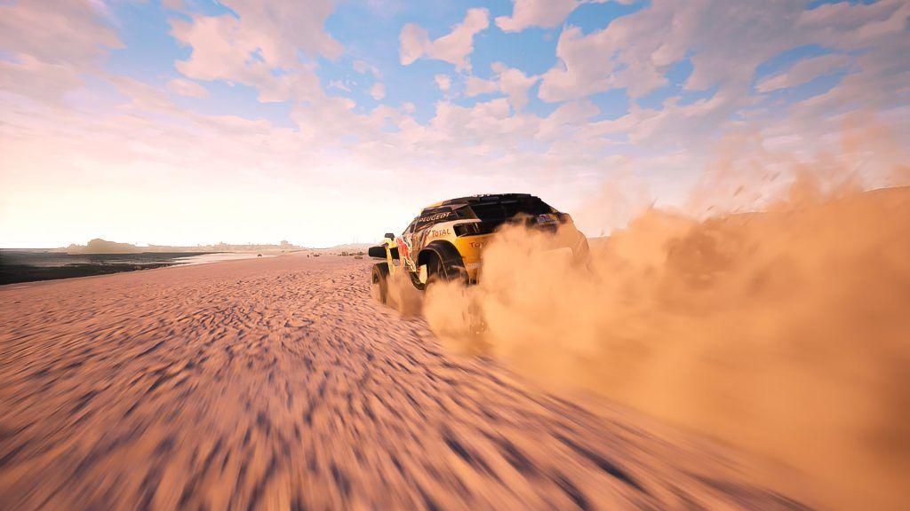 Dakar18 screenshot 2