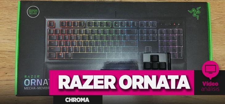 Análisis: Razer Ornata Chroma