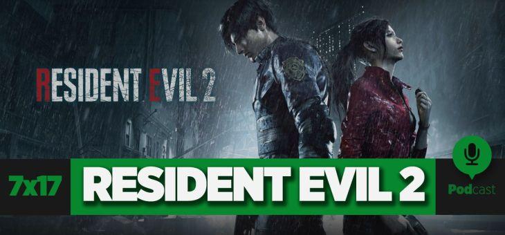 GAMELX 7×17 – Monográfico: Resident Evil 2