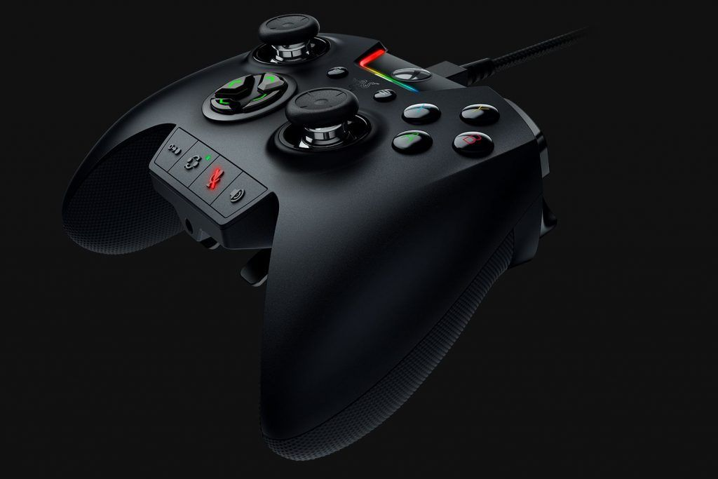 Razer Wolverine Ultimate PC Controller