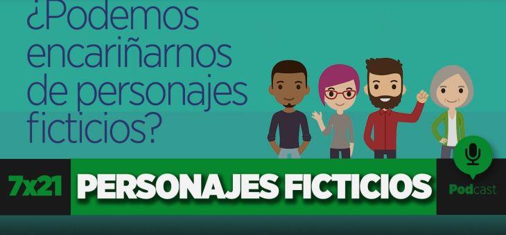 ¿Podemos encariñarnos de personajes ficticios? – GAMELX 7×21