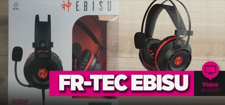 Análisis: auriculares FR-TEC EBISU