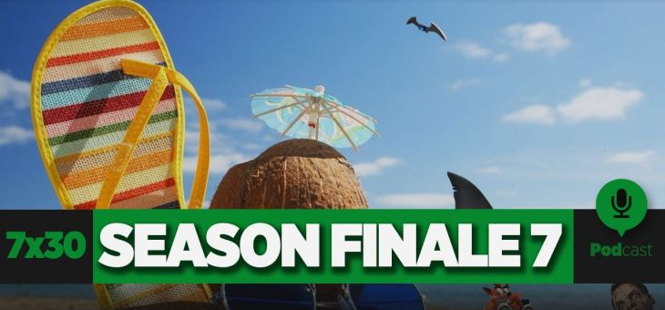 Final de Temporada 7 | Season Finale | GAMELX 7×30