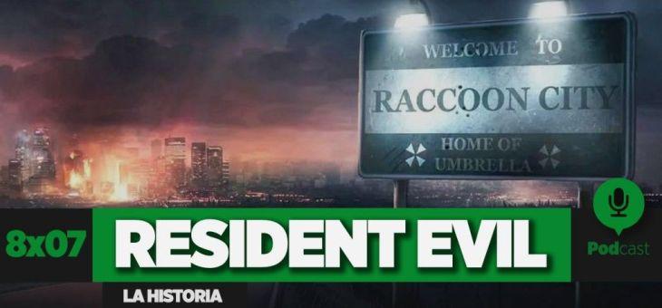 GAMELX 8×07 – Monográfico: La Historia de Resident Evil