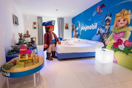 habitacion playmobil