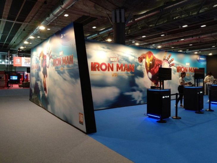 iron man madrid games week