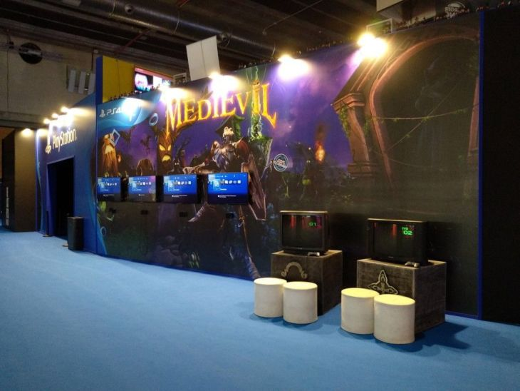 medievil madrid games week