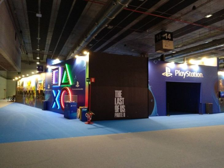 playstation madrid games week