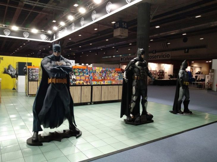warner bros madrid games week