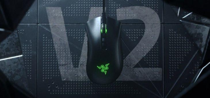 Razer anuncia los nuevos Deathadder v2 y Basilisk v2