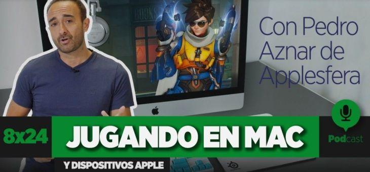 Cómo jugar en Mac y dispositivos Apple | 8×24