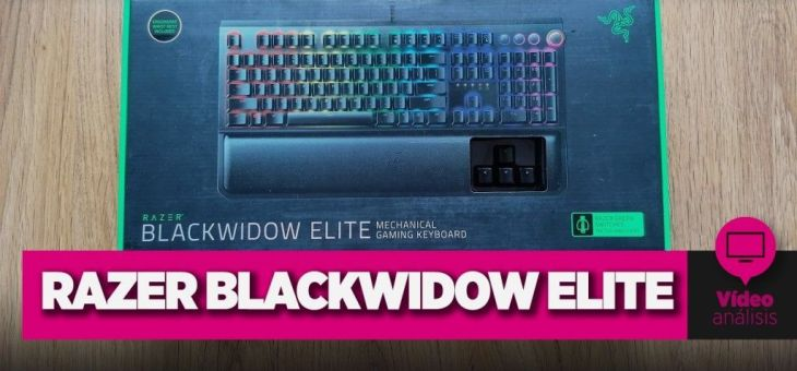 Análisis: Razer Blackwidow Elite