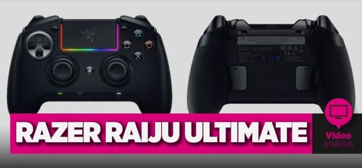 Análisis: Razer Raiju Ultimate