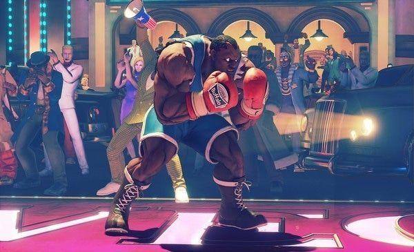 Balrog quizás se considere uno de los primeros personajes de videojuegos afroamericanos