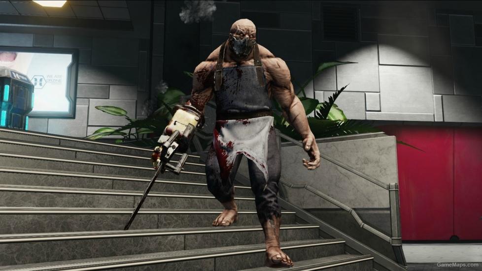 KF1Style Scrake Skin Killing Floor 2  GameMaps