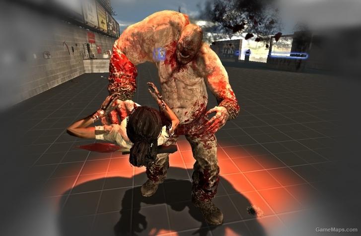 Cute Map Wallpaper Chris Walker Outlast Charger Left 4 Dead 2 Gamemaps