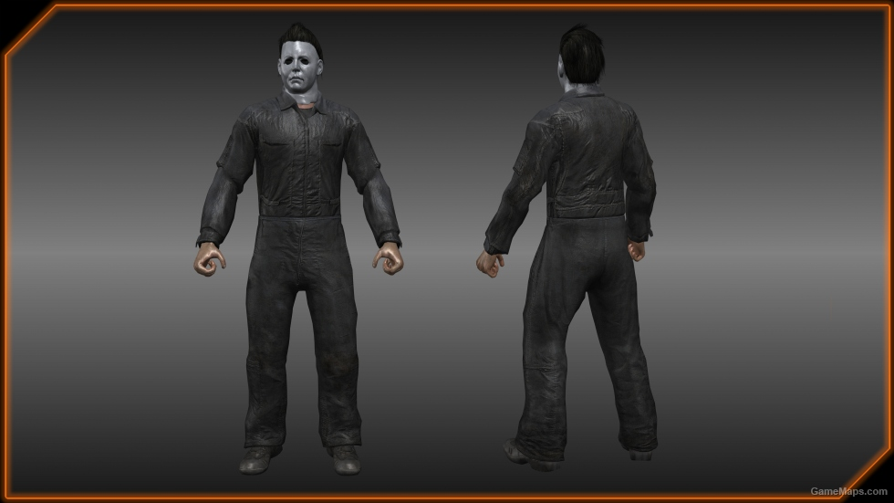 Michael Myers NICK Left 4 Dead 2 GameMaps