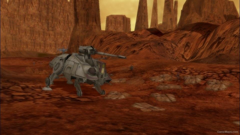 Saga Battles Geonosis Catacombs Star Wars  Battlefront  GameMaps
