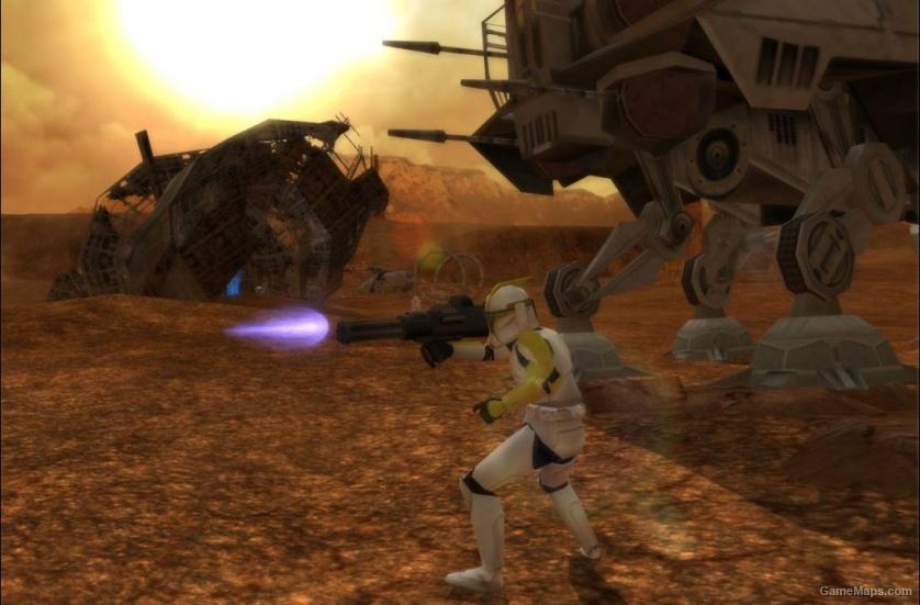 Star Wars Planet Bespin