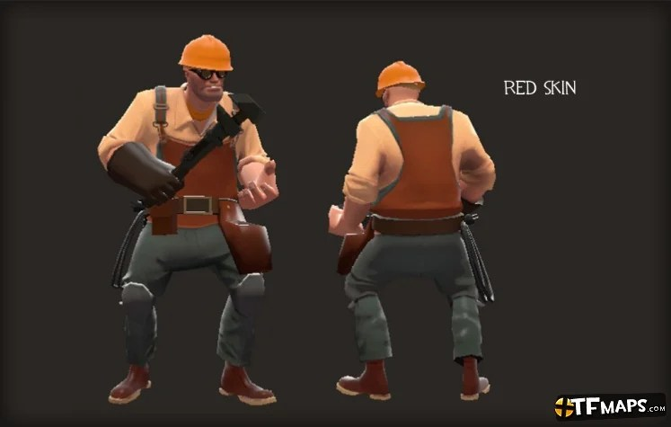 Sepia Engineer Team Fortress 2  GameMaps