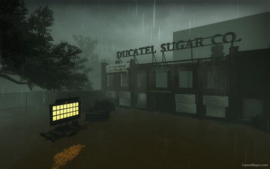 Hard Rain L4D1  Updated Left 4 Dead  GameMaps