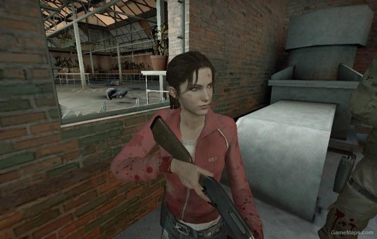 Girls Frontline Wallpaper L4d Hurt Skins Zoey Left 4 Dead 2 Gamemaps
