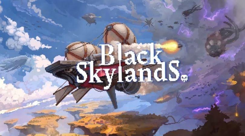 Black Skylands, preparati a pilotare un dirigibile, arriverà in Early Access il 9 luglio