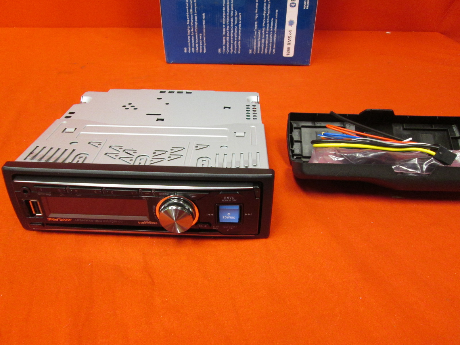 hight resolution of alpine cde 143bt manual pdf download head units manage performance functionality of car audio system great extent am r en mp3 wma aac cd bluetooth