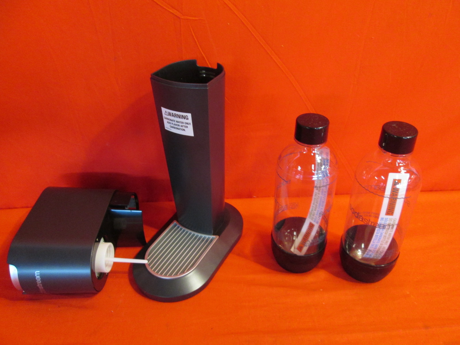 Replacement Parts For SodaStream Genesis Home Soda Maker Starter Kit