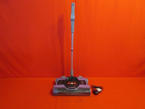 Shark Rechargeable Carpet Sweeper