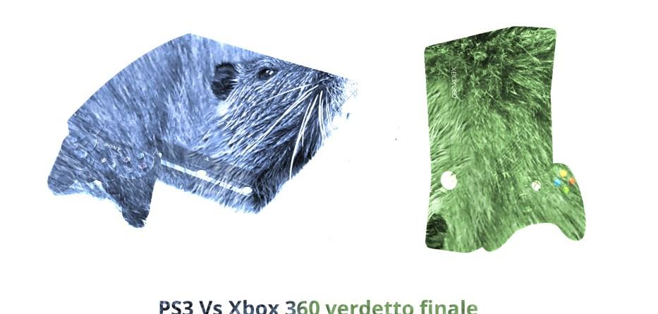 Angolo Castoro PS3 vs Xbox 360