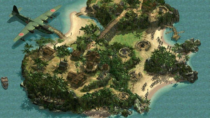 Commandos 2: isola di Savo