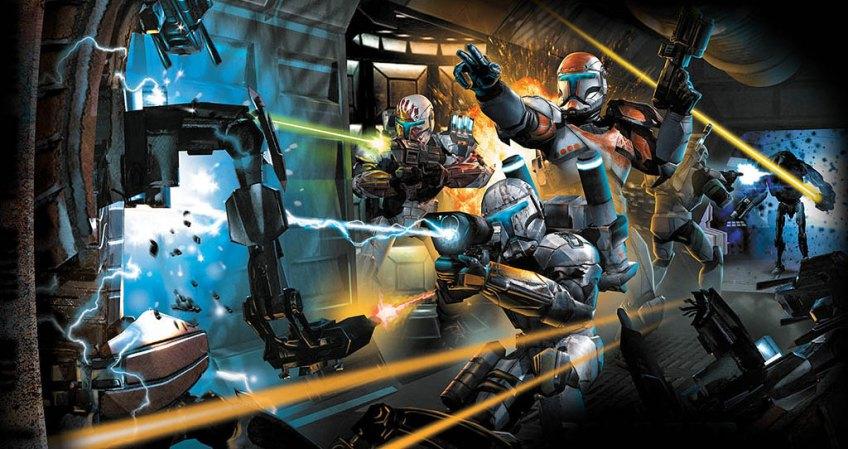 Star Wars Republic Commando Gamempire
