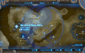 Zelda: Breath of the Wild, come raggiungere completare il sacrario…