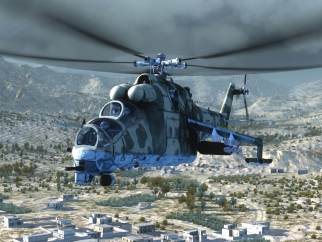 Air Mission HInd