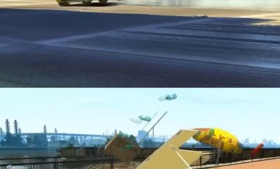Grand Theft Auto IV 'Drive A Piano' Mod