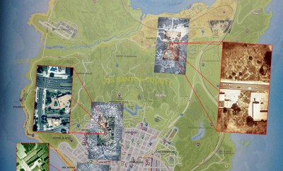 gta 5 world map