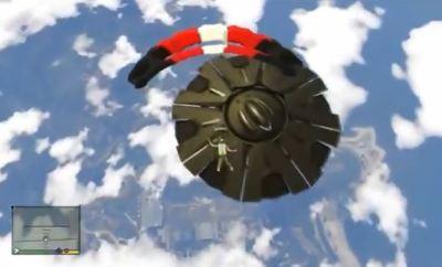 gta 5 flying ufo