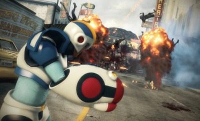 Dead Rising 3 unlockable Mega Man X costume