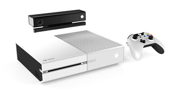 More White Xbox One Evidence Appears; Microsoft Not Happy About Leaks