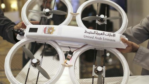 UAE Will Use Drones To Deliver Parcels