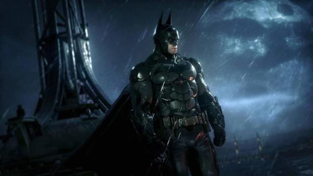 Batman: Arkham Knight Images Feature New Villain