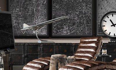 Concorde Jet Model